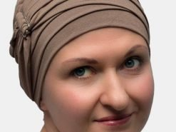 Freesia - hat for cancer patients