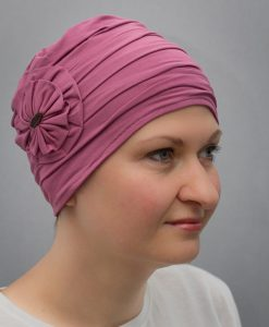 Cactus D Lilac | Bamboo turbans and hats for cancer and alopecia patients
