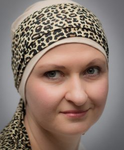 Chammomile | Hats and turbans for chemo and alopecia patients