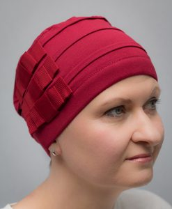 Gardenia | Hats and turbans for chemo and alopecia patients