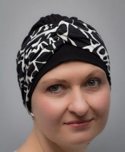Orchid | Hats and turbans for chemo and alopecia patients