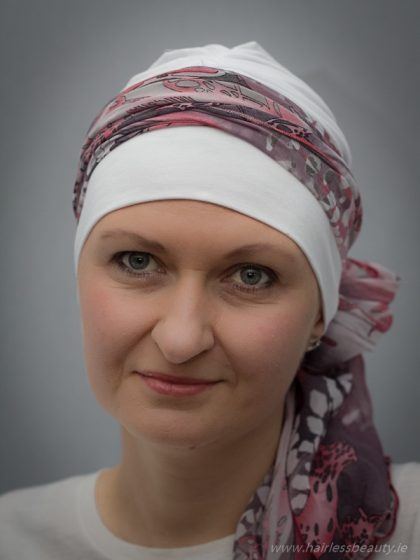 Tulip | Hats and turbans for chemo and alopecia patients