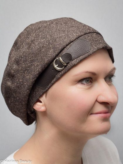 Amaranth | Turbans and berets for cancer and alopecia patients