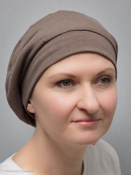 Water Lily | Berets and hats for cancer and alopecia patients