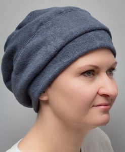 Water Lily Woolie| Berets and hats for cancer and alopecia patients