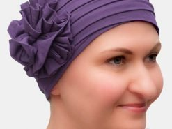 Mistletoe - elegant turban for cancer patients