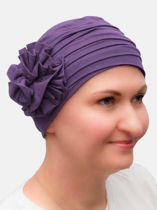 Mistletoe - elegant turban for cancer patients