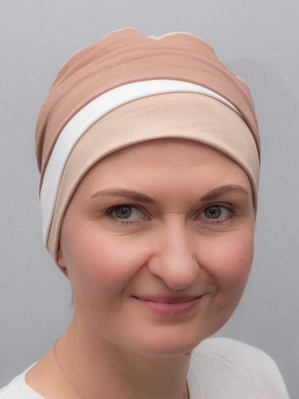 Begonia | Scarves and turbans for chemo and alopecia patients