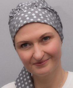 Cyclamen | Scarves and turbans for chemo and alopecia patients