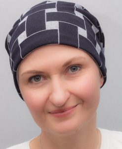 Dahlia   Hats and turbans for chemo and alopecia patients