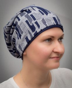 Dahlia   Beanies and Turbans for chemo and alopecia patients