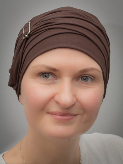 Freesia | Hats and turbans for chemo and alopecia patients