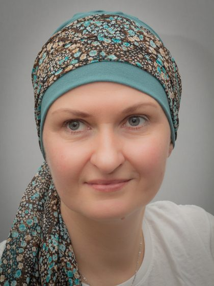 Tulip | Scarves and gats for chemo and alopecia patients