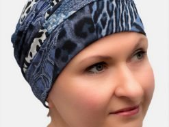 Aster - Turban for cancer and chemo patients