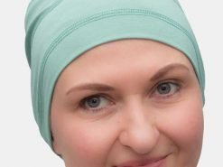 Cancer sleep cap after chemotherapy