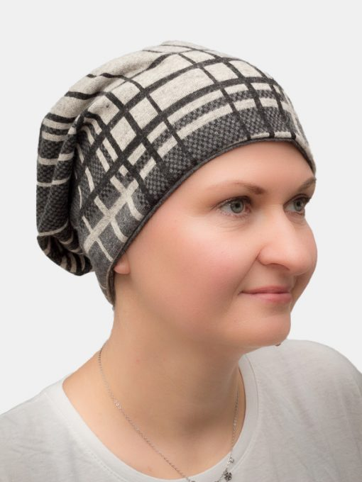 Beanie for hairloss from chemotherapy and alopecia