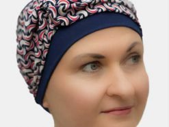 Turban for hair loss due cancer and alopecia