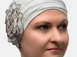 Retro Turban for chemo and cancer patients