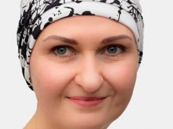 Bamboo headwear for cancer and alopecia patients